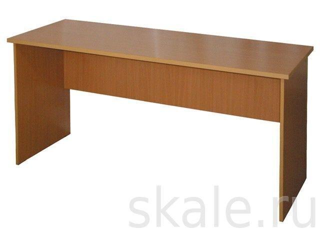 Стол для читального зала корпусной - мебель для библиотеки -.