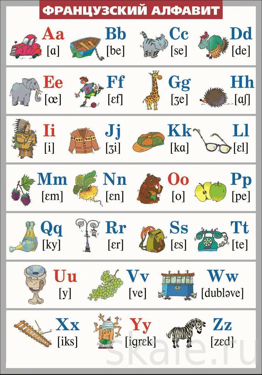Как выучить французский язык в домашних условиях